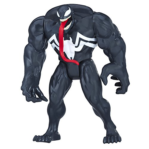 Spider Man Quick Shot Venom Action Figure