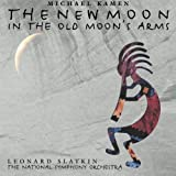 New Moon in the Old Moon's Arms