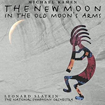 Old Moon In New Moons Arms >> New Moon I T Old Moons Arms Mr Michael Kamen Amazon Ca Music