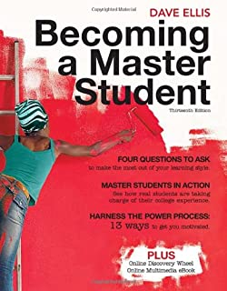 Amazon becoming a master student 9780618467709 dave ellis books becoming a master student fandeluxe Gallery
