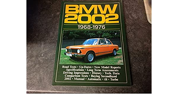 BMW 2002, 1968-76 (Brooklands Road Tests S.) (Brooklands Books Road Tests Series): R. M. Clarke: 9780948207839: Amazon.com: Books