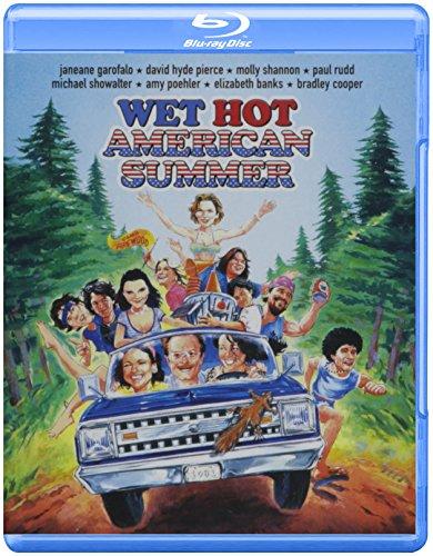 Wet Hot American Summer (Neighbors 2: Sorority Rising Fandango Cash Version) [Blu-ray]