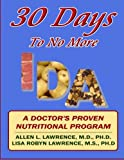 img - for 30 Days To No More IDA: A Doctor's Proven Nutritional Program book / textbook / text book