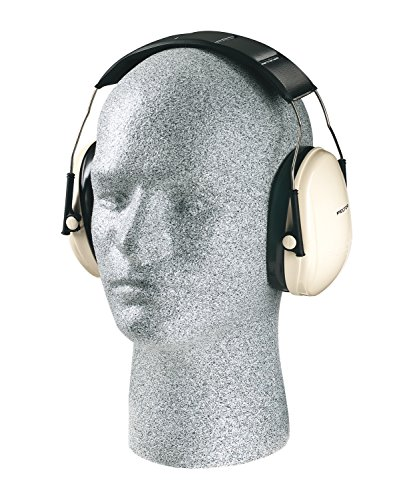 3M Peltor H6AV Optime 95 Over the Head Noise Reduction Earmuff, Hearing Protection, Ear Protectors, NRR 21dB, Ideal for machine shops and power tools by 3M (Image #2)