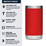 YETI Rambler Jr. 12 oz Kids Bottle, with Straw Cap