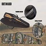 LXDAZSX Soft Rifle Cases Gun-Case Padded Outdoor