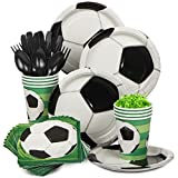 Soccer Party Standard Kit (serves 8)