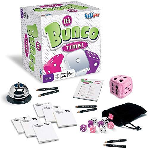 Game Bunco Dice - It's Bunco Time