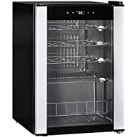 Smad Counter Top Wine Cooler Freestanding Wine Cellar Refrigerator, 19 Bottle Capacity