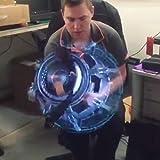 Sympath 3D Hologram Advertising Display LED Fan Holographic Imaging 3D Naked Eye LED Fan