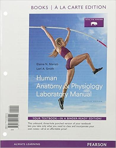 Amazon.com: Human Anatomy & Physiology, Books a la Carte Edition ...