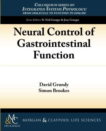 Books : Neural Control of Gastrointestinal Function