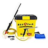 ResQTech 25 Liter 12V DC Bucket CAR Washer .