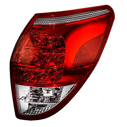 Passengers Taillight Tail Lamp Replacement for Toyota SUV 81551-42100