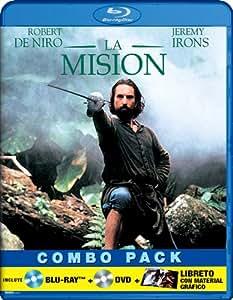 La Misión (BD + DVD) [Blu-ray]