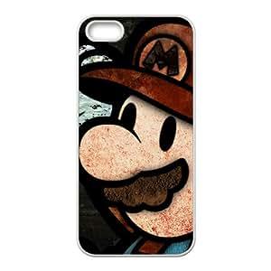 ORIGINE Super Mario Phone Case for iPhone 5S Case