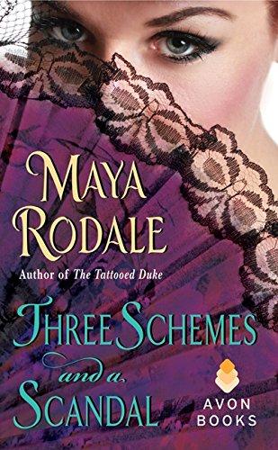 Three Schemes and a Scandal (A Writing Girls Novella)