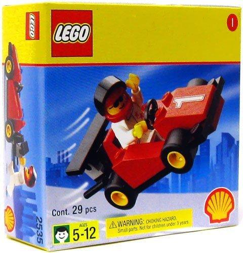 LEGO System Shell Racer Set #2535 ()