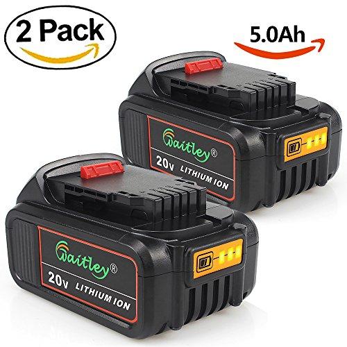 Highest Capacity Battery Pack - 9