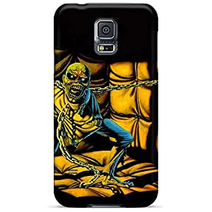 samsung galaxy s5 Tpye mobile phone shells Protective covers iron maiden pom