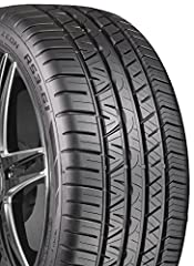 The new Cooper Zeon RS3-G1 is crafted with leading technology and innovations that meet the needs of the high performance consumer. The tire's wide, flat tread arc creates a stable, square footprint, which provides plenty of road-gripping rub...