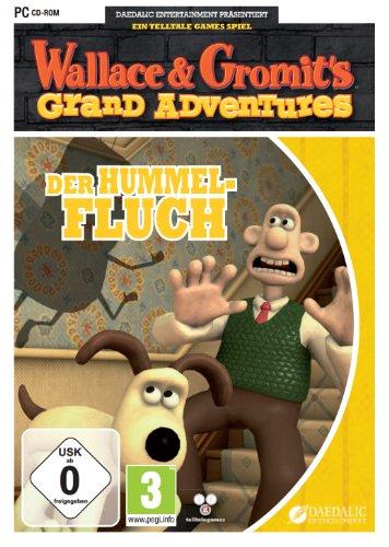 Wallace und Gromit: Der Hummelfluch