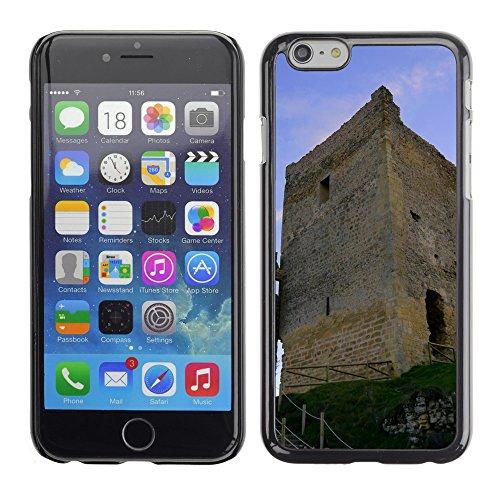 "Premio Sottile Slim Cassa Custodia Case Cover Shell // F00028968 Ruines du château // Apple iPhone 6 6S 6G PLUS 5.5"""