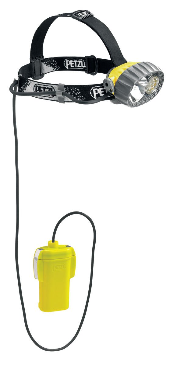 Petzl - DUOBELT LED 14 Headlamp, 67 Lumens, Waterproof to 5 Meters