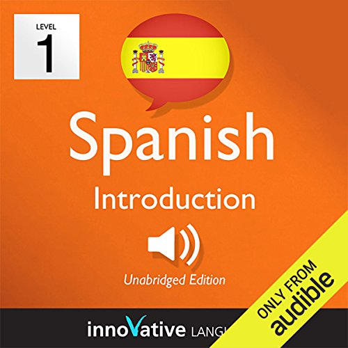 Learn Spanish with Innovative Language's Proven Language System - Level 1: Introduction to Spanish: Introduction Spanish #2