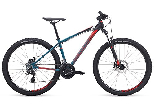 Polygon Bikes, Cascade 4, Blue/Red, Mountain Bike