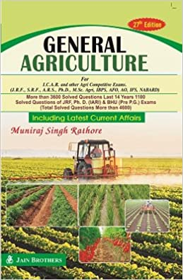 General Agriculture Book