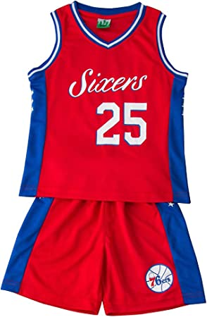 FDRYA Niños Niñas Camiseta de Baloncesto Chaleco Top # 23 Lakers ...