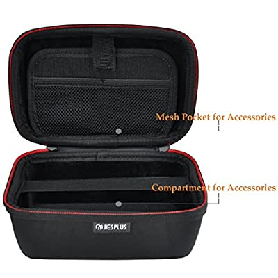 HESPLUS Hard Carrying Case Compatible with 4.3-5