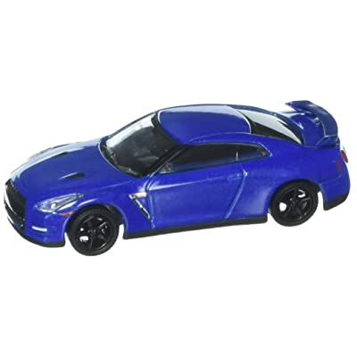 Greenlight 1: 64 Gl Muscle Series 17 - 2014 Nissan GT-R (R35) Diecast Vehicle: Toys & Games