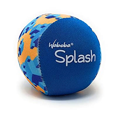 Waboba Splash Water Bouncing Ball (Colors May Vary) (Double Pack): Toys & Games