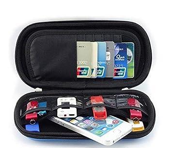 Portátil Digital Gadget bolsa de almacenamiento de viaje ...