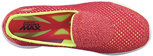 KINDLE Shoes 4 Women's Lime Skechers GO WALK Pink 8Fq1I