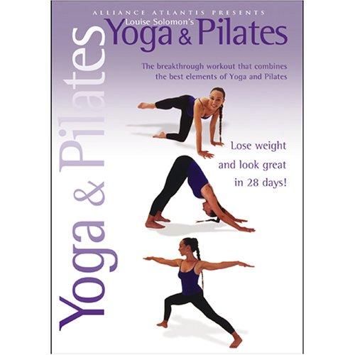 Amazon Com Louise Solomon S Yoga Pilates Louise Solomon Lyndal Davies Movies Tv