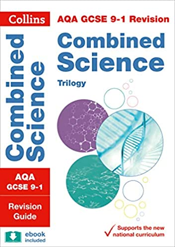 aqa gcse 9 1 combined science trilogy revision guide collins gcse 9 rh amazon co uk Science Text Book Science Text Book