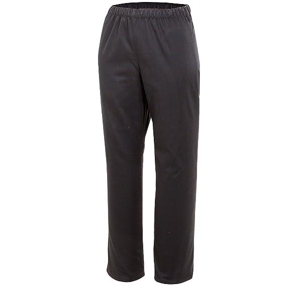 Velilla 333/C0/T0 - Pantalón pijama (moderno) color negro