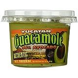 Yucatan Foods, Authentic Guacamole, 16 oz