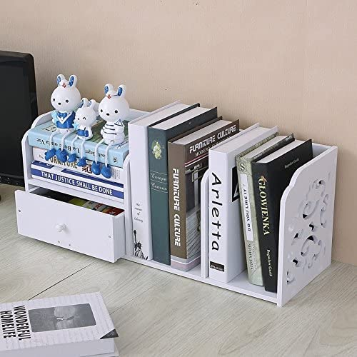 Estantería de libros independiente / Organización de escritorio ...