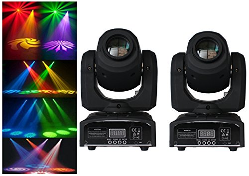 eshine-2pcs-lot-30w-mini-led-spot-moving-head-light-black-for-wedding-christmas-birthday-dj-disco-kt