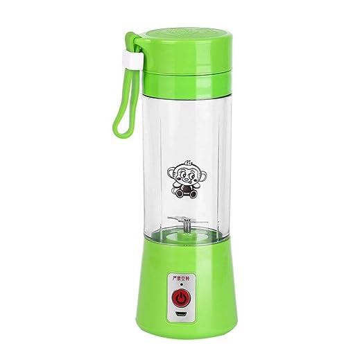 XCDMT Usb Juicer Cup, Máquina Mezcladora De Frutas, Mezclador ...