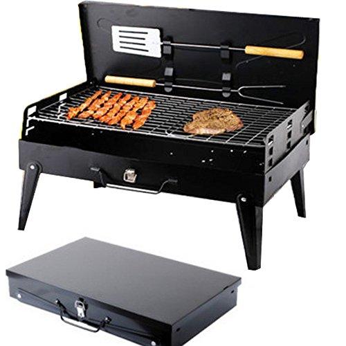 Sunjas BBQ Standgrill NEU Faltgrill Falt Klapp Grill Barbecue Kohlegrill Holzkohlegrill