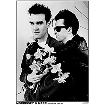 67ba88dcf3e1 Amazon.com  Morrissey   Marr-Manchester 1983 Poster 23 x 33in ...