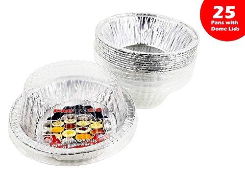 aluminum chicken pot pie pans - 6