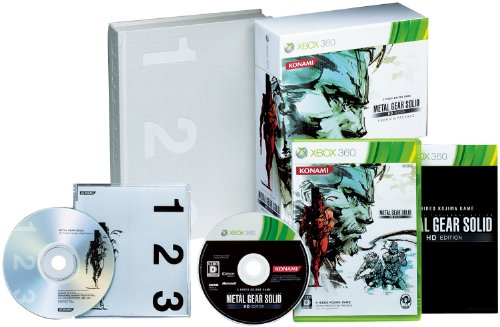 Metal Gear Solid HD Edition [Limited Edition] [Japan Import]