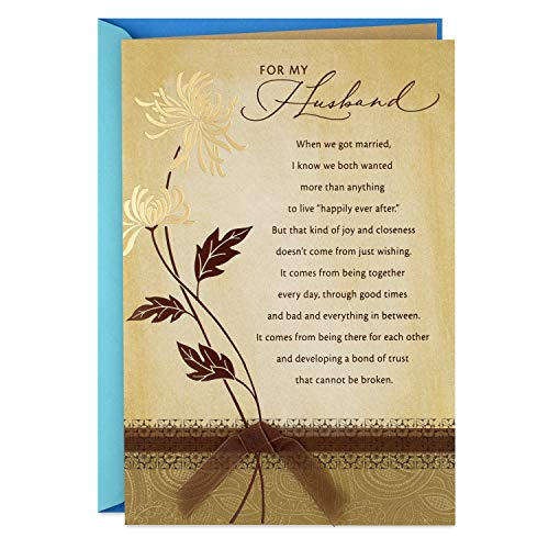 Hallmark Fathers Day Card for Husband (Happily Ever After)