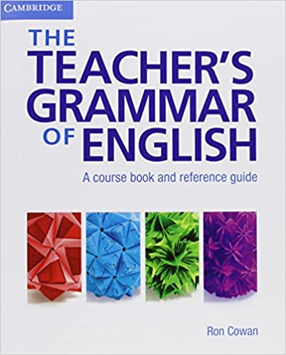 The teachers grammar of english with answers a course book and the teachers grammar of english with answers a course book and reference guide ron cowan 9780521007559 amazon books fandeluxe Choice Image